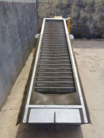 Multi Rake Wastewater Bar Screen Mechanical Type Remove Large Solid Reject